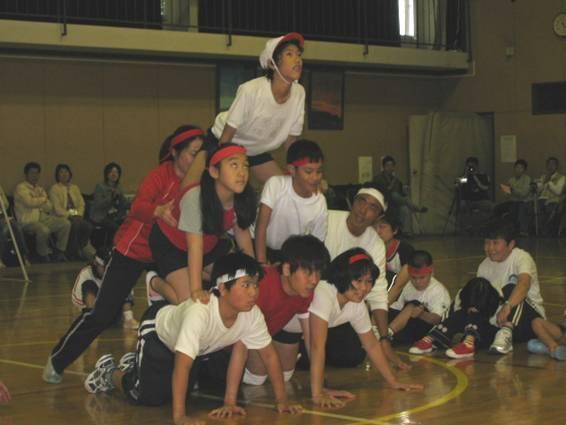 春の体育祭